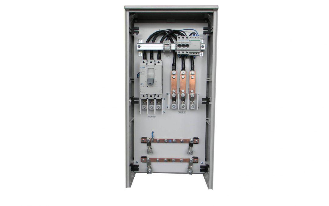 Główny wyłącznik prądu PPOŻ 250A